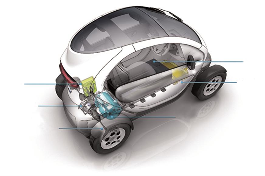 renault twizy review test drive autocar india. Black Bedroom Furniture Sets. Home Design Ideas
