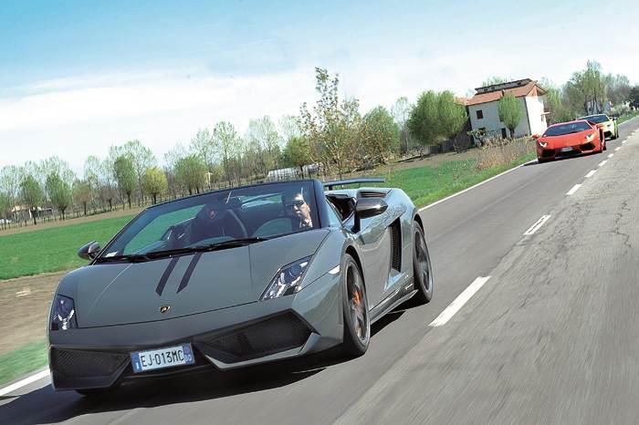 Lamborghini Gallardo Performante review, test drive