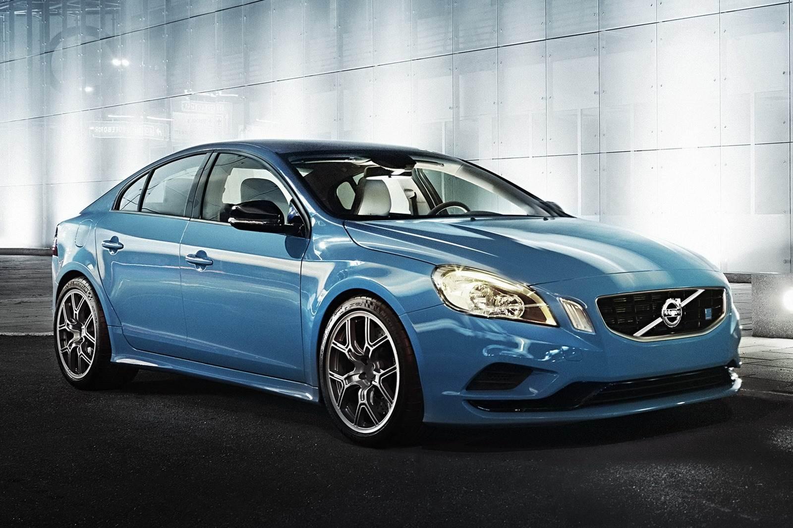 Volvo unveils S60 Polestar concept