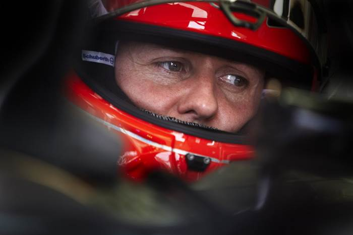 Schumacher tipped for Valencia win
