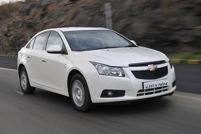 New Chevrolet Cruze review, test drive and video
