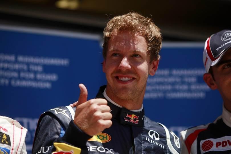 Sebastian on pole at Valencia