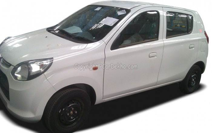 Maruti 800 replacement coming soon