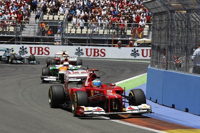 Thrilling victory for Alonso
