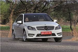Mercedes C250 CDI Performance Edition review