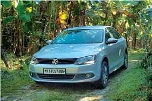 VW Jetta 2.0TDi  (Second report)