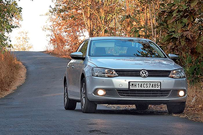 VW Jetta 2.0TDi (Third report)