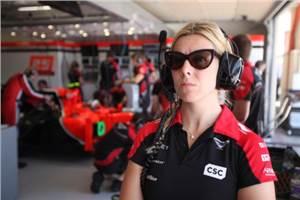 Marussia's De Villota loses right eye in crash