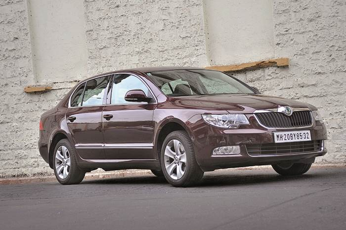 Skoda Superb Ambition review, test drive