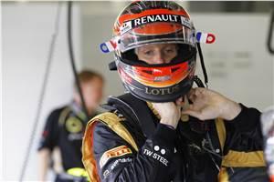 Grosjean hit with penalty