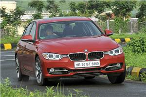 2012 BMW 3-series India review, test drive and video