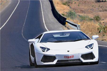 Efficient Aventador on the cards