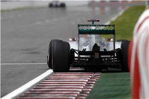 Double DRS ban in F1 for 2013