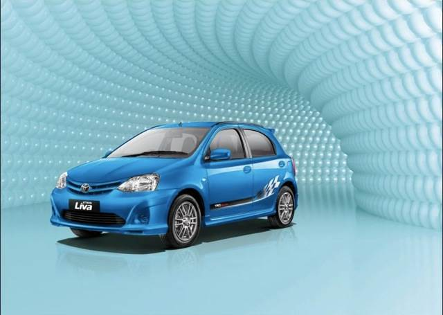 Limited edition Liva launched