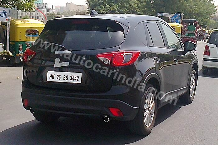 Mazda eyeing India entry