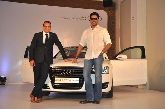 Audi launches A8 L 4.2 TDI