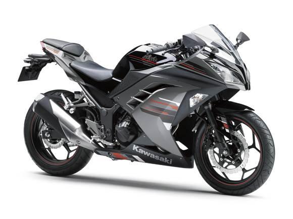 New Kawasaki Ninja 250R unveiled