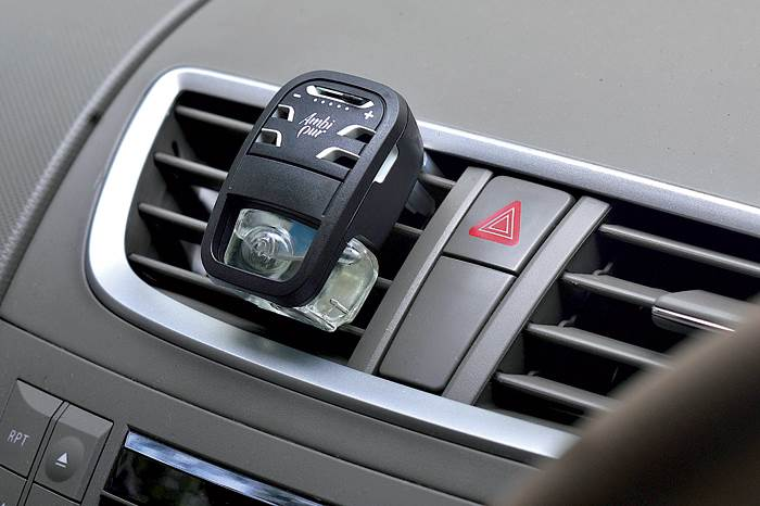Car odour makes a difference: Survey