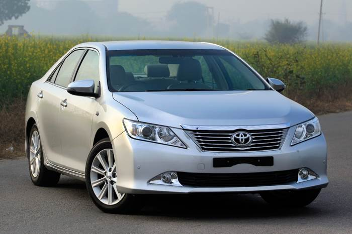 New Toyota Camry launch on August 24