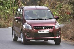 2012 Maruti Ertiga review, road test