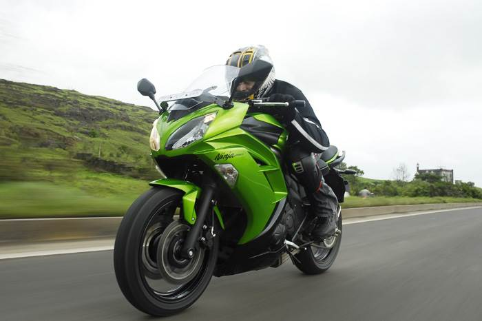 New Kawasaki Ninja 650 review, test drive and video