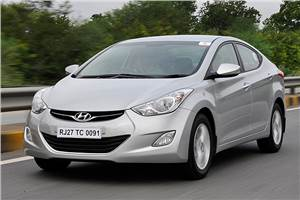 New Hyundai Elantra review, test drive and video