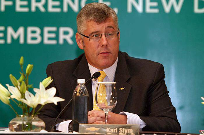 Karl Slym moves from GM to Tata Motors