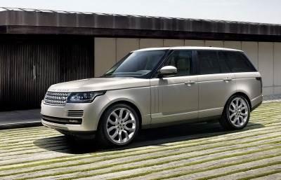 New Range Rover image leaked