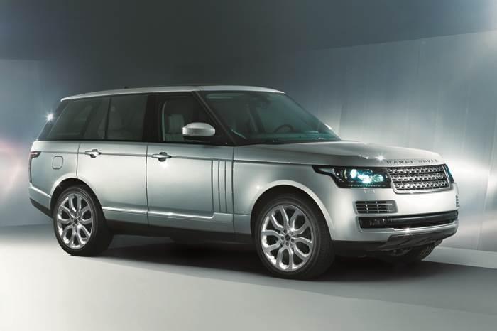 All-new 2014 Range Rover revealed