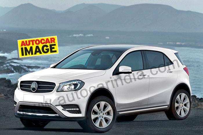 New Mercedes SUVs India-bound