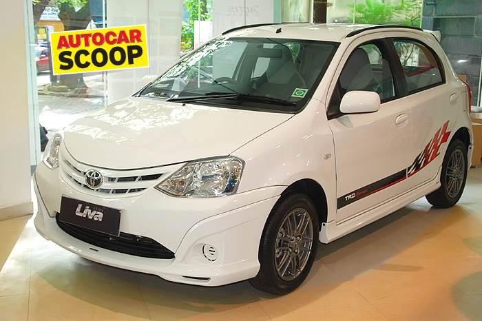 SCOOP! Toyota plans Liva 1.5 hot hatch