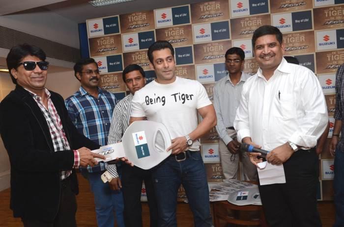 'Ek Tha Tiger, Ek Hai Hayate' contest concludes