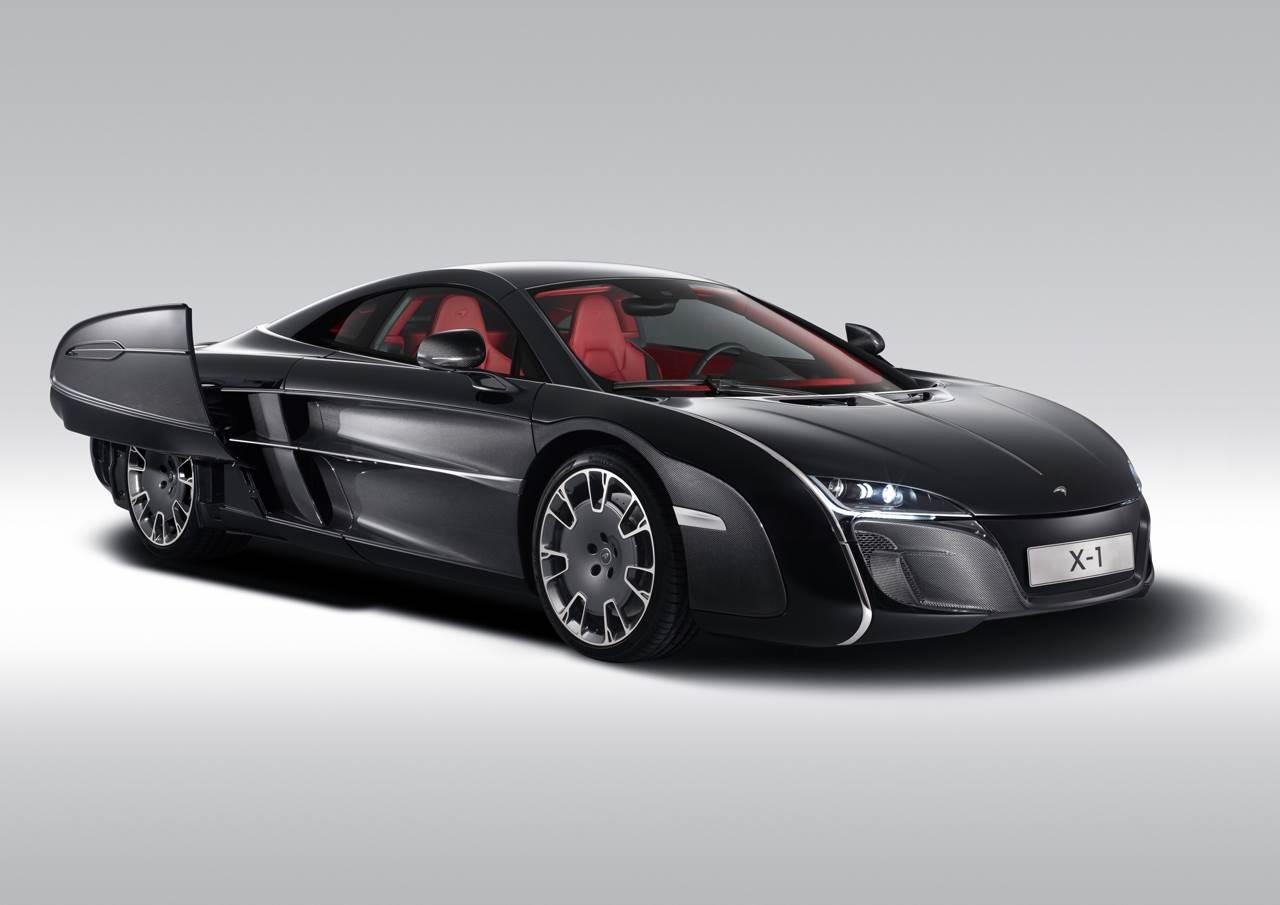 One-off McLaren X-1 created