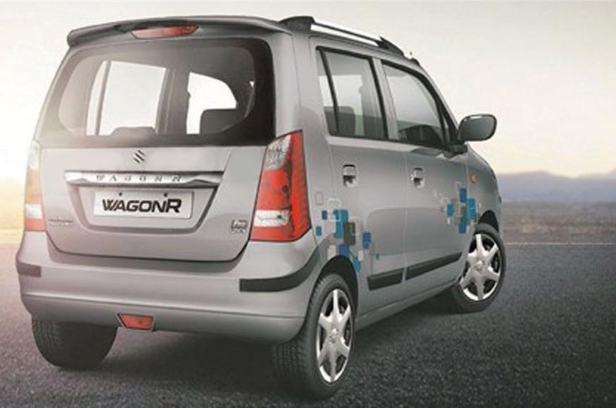 Maruti Launches Wagon R Pro