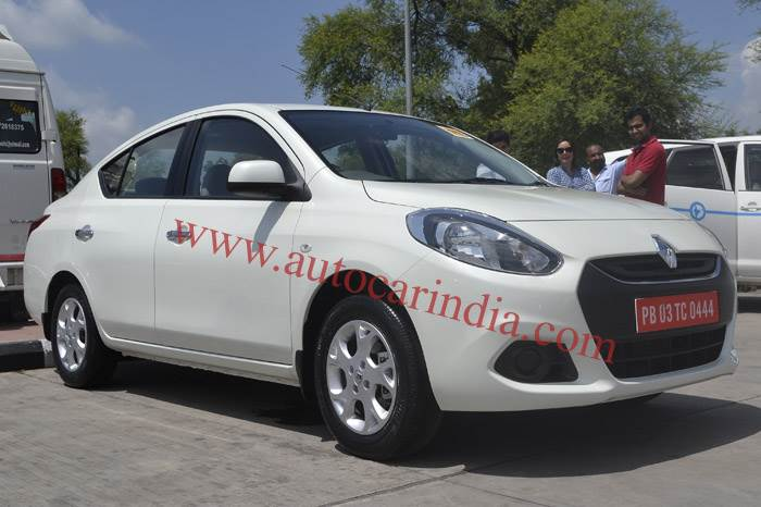 SCOOP! More images of the new Renault Scala