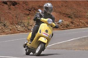 Vespa LX 125 comprehensive review