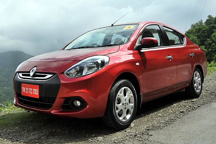 Renault Scala review, test drive and video