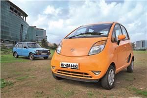 Tata Nano Lx 2012 (Second Report)