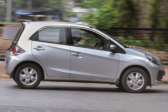 Honda Brio V (Second report)
