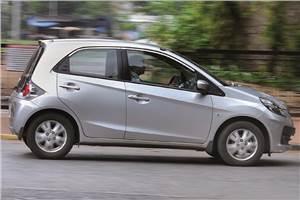 Honda Brio V (Second report)