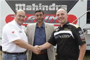 Mahindra Racing to partner Suter for 2013