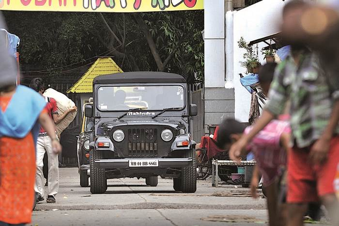 Mahindra Thar CRDe (First report)