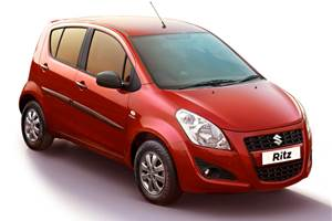 Maruti Ritz facelift launched