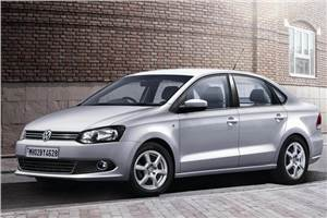 Updated VW Polo, Vento launched