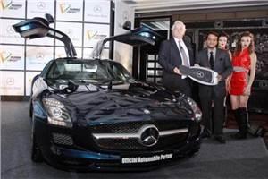 Mercedes inaugurates F1 campaign