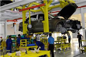 Mercedes increases investment in Chakan plant