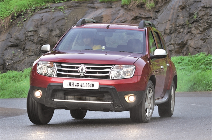 renault duster review test drive autocar india. Black Bedroom Furniture Sets. Home Design Ideas