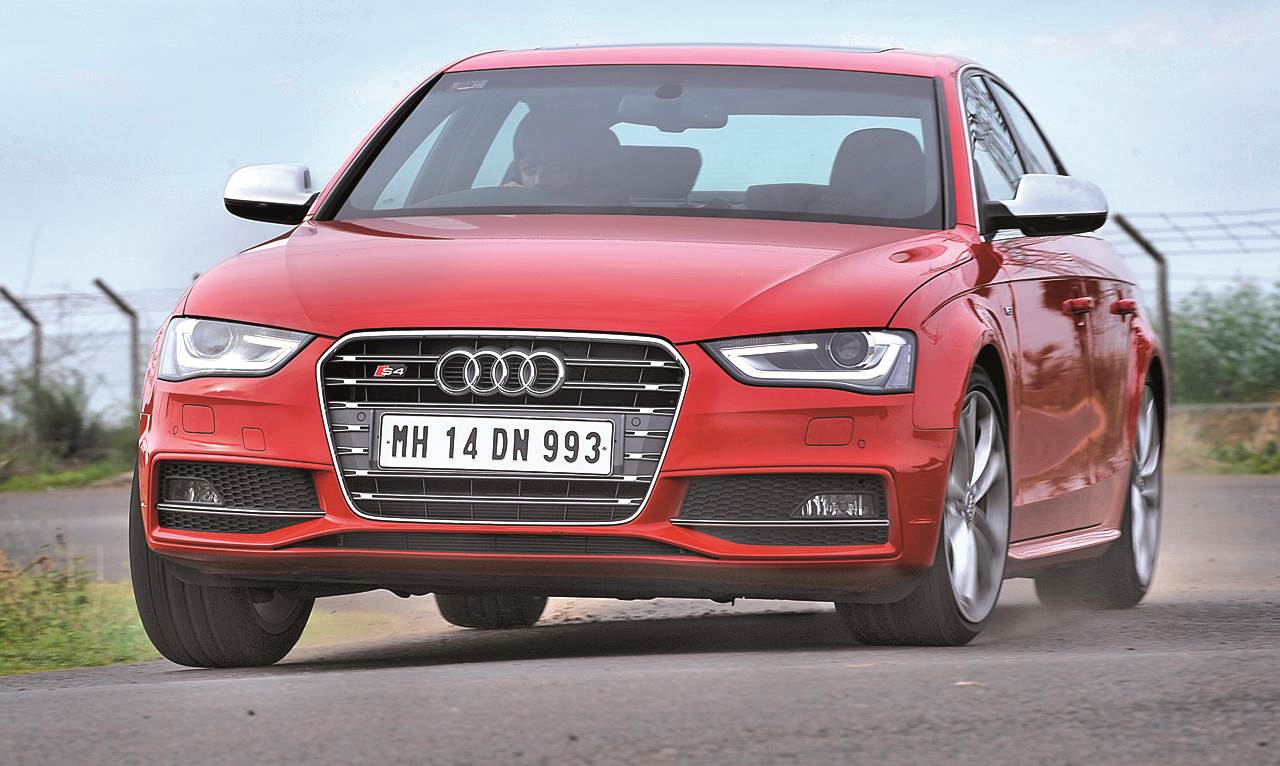 Audi S4 review, test drive