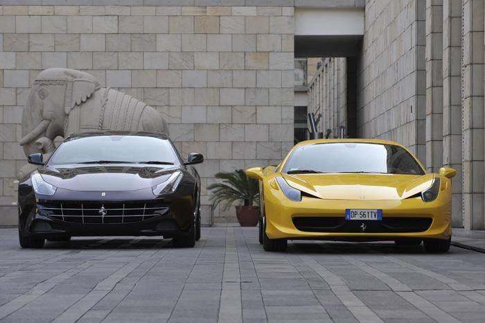 Ferrari registers record global sales