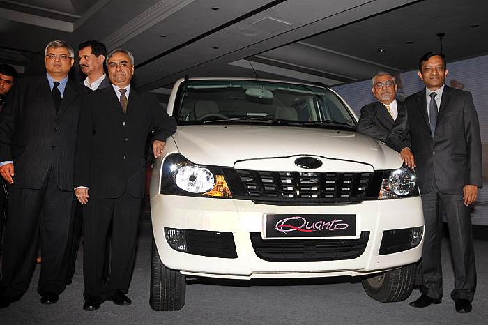 Mahindra Quanto launched at Rs 5.82 lakh
